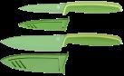 WMF Messerset 2-teilig Touch, grün