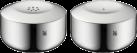 WMF Salz-/ Pfefferstreuer-Set 2-teilig Moto