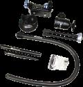 Braun Photo Pro Kit 8 - Befestigungssystem - Schwarz