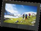 """Braun Photo DigiFrame 1360 - Digitale Bilderrahmen - 13,3"""" TFT LCD Display - Schwarz"""