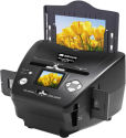 Braun Photo NovoScan - 3 in 1 Scanner - LCD Display - Nero