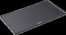 LANDMANN 13191 - Grillplatte aus Gusseisen - Für Triton 2.0 - Schwarz
