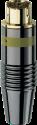 in-akustik Premium Connecteur S-Vidéo - 4-pin - Noir