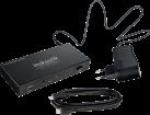 in-akustik Premium MHL-HDMI Switchbox - 3 HDMI Eingänge /  1 Micro USB (MHL) Eingang / 1 HDMI Ausgang - Schwarz
