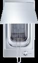 Miele CS 1411 F - CombiSet-Fritteuse - mit grossvolumigem Becken - Edelstahl