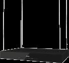 Miele DA 6700 D Aura Edition 6000, schwarz