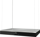 Miele DA 6700 D Aura Edition 6000, edelstahl