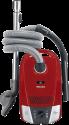 Miele Compact C2 C&D Hardfloor Powerline - Bodenstaubsauger - 1200 Watt - Rot