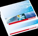 Miele Aqua - Capsule fraîcheur pour 50 séchages - Bleu/Blanc