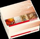 Miele Orient - Capsule fraîcheur pour 50 séchages - Orange/Blanc