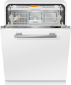 Miele G 16760-60 SCVi - Lavastoviglie integrata - Capacità 14 coperti - Acciaio inossidabile