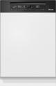 Miele G 3325 SCi - Integrierter Geschirrspüler - Kapazität 12 Massgedecke - Schwarze Blende