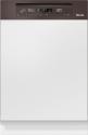 Miele G 3325 SCi - Integrierter Geschirrspüler - Kapazität 12 Massgedecke - Braune Blende