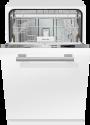 Miele G 3585 SCVi - Vollintegrierter Geschirrspüler - Kapazität 12 Massgedecke - Edelstahl Blende