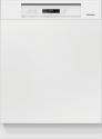 Miele G 16000 i Special Plus - Integrierter Geschirrspüler - Kapazität 13 Massgedecke - Weisse Blende