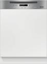 Miele G 16000 i Special Plus - Integrierter Geschirrspüler - Kapazität 13 Massgedecke - Edelstahl Blende