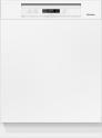 Miele G 26005 i XXL Special Plus - Integrierter Geschirrspüler - Kapazität 13 Massgedecke - Weisse Blende
