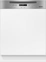 Miele G 26005 i XXL Special Plus - Integrierter Geschirrspüler - Kapazität 13 Massgedecke - Edelstahl Blende