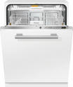 Miele G 16060 Vi - Vollintegrierter Geschirrspüler - Kapazität 13 Massgedecke - Edelstahl CleanSteel