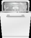 Miele G 26065 Vi XXL - Vollintegrierter Geschirrspüler - Kapazität 13 Massgedecke - Edelstahl