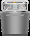 Miele PG 8133 SCVi - Lave-vaisselle totalement intégrable - Capacité 14 couverts - Inox
