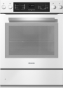 Miele H 2255-55 E Active - Herd - 76 l - Weiss