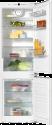 Miele KF 37233 iD - Réfrigérateur-congélateur encastrable - Volume total: 274 l - Gauche - Blanc