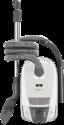 Miele Compact C2 Allergy PowerLine - Aspirateur traîneau - Avec filtre HEPA - Blanc