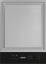 Miele CS 7632 FL - Elément SmartLine - Avec un Teppan-Yaki chauffé par induction - Argent