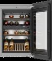 Miele KWT 6722 iGS - Einbau-Weinschrank - LED-Beleuchtung - Rechts - Schwarz