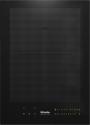 Miele CS 7612 FL - Elément SmartLine - Avec zone de cuisson PowerFlex chauffée par induction - Noir