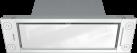 Miele DA 2698 EXT - Gruppo aspirante - Filtro antigrasso in acciaio inossidabile: 2 - Bianco