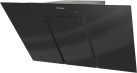 Miele DA 6498 W EXT Pure - Wand-Dunstabzugshaube - A++ -  Schwarz