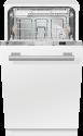 Miele G 14680-45 SCVi - Lavastoviglie totalmente integrata - Capacità 9 coperti - Acciaio inox