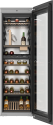 Miele KWT 6722 iGS - Einbau-Weinschrank - LED-Beleuchtung - Links - Schwarz