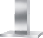 Miele DA 4208 V D Puristic Varia - Insel-Dunstabzugshaube - Leistungsstark 675 m3/h - Edelstahl