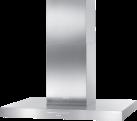 Miele DA 4208 D Puristic Plus - Insel-Dunstabzugshaube - Leistungsstark 720 m3/h - Edelstahl