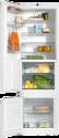 Miele KF 37272 iD LI - Réfrigérateur-congélateur encastrable - Capacité 261 litres - Gauche - Blanc