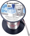 OEHLBACH Silverline SP-15 1000 - Cavo per altoparlarnti - 2 x 1.5 mm2 - 10 m - Transparente
