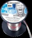 OEHLBACH Silverline SP-15 2000 - Cavo per altoparlarnti - 2 x 1.5 mm2 - 20 m - Transparente