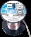 OEHLBACH Silverline SP-15 3000 - Câble pour haut-parleur - 2 x 1.5 mm2 - 30 m - Transparent