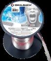 OEHLBACH Silverline SP-25 2000 - Cavo per altoparlarnti - 2 x 2.5 mm2 - 20 m - Transparente