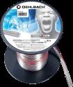 OEHLBACH Silverline SP-25 3000 - Cavo per altoparlarnti - 2 x 2.5 mm2 - 30 m - Transparente