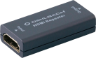 OEHLBACH HS-Repeater - Passiver HDMI-Repeater - FullHD - Schwarz