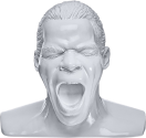 OEHLBACH SCREAM XXL - Blanc