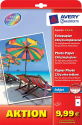 AVERY Zweckform Superior Inkjet Carta fotografica, DIN A4, 230 g/m², 30 fogli