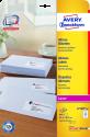 AVERY Zweckform Etichette per indirizzi, 63.5 x 38.1 mm, 840 etichette