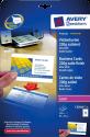 AVERY Zweckform Premium Visitenkarten, 85 x 54 mm, 250 Karten