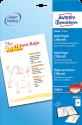 AVERY Zweckform Classic Inkjet Paper, DIN A4, 120 g/m², 50 Blatt