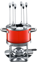 WMF Fondue-Set Passion, rot
